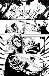 Wolverine sample page 03 by rafaelpimentel