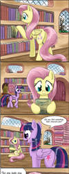But it's about bunnies by otakuap