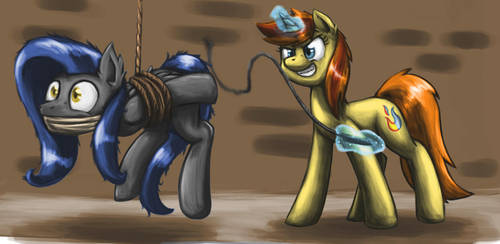 Whipped by otakuap