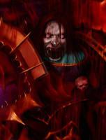 Night lord W.I.P. by Ork-artist