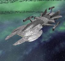 Warrington battle Cruiser by USFU