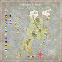 The Empire of Kardyn by Fapor