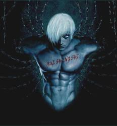 dark elf-imprisoned by YueShengShi