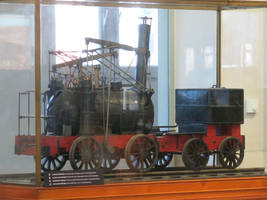 Schaarbeek 021015 'Puffing Billy' model by kanyiko