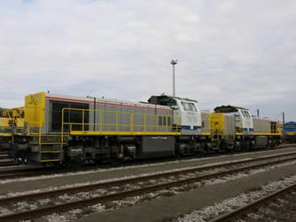Antwerp N 050316 HLD 77 7804 + 7818 Infrabel by kanyiko