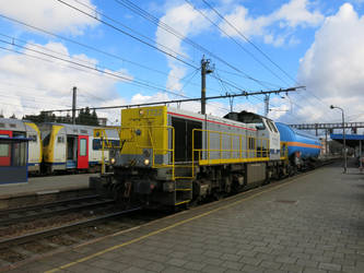 Lier 080316 HLD 77 7722 on short freight by kanyiko