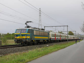 Lier 290416 HLE 27 2707 on IC3438 by kanyiko