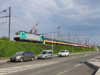 Berchem 070516 HLE 28 2813 on Benelux IC9255 by kanyiko