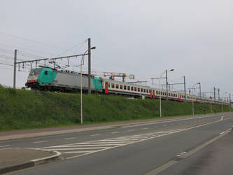 Berchem 210516 HLE 28 2806 on Benelux IC9259 by kanyiko