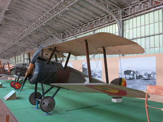 Sopwith F.1 Camel B5747 by kanyiko