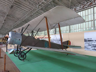 Sopwith 1 1/2 Strutter S-85 by kanyiko