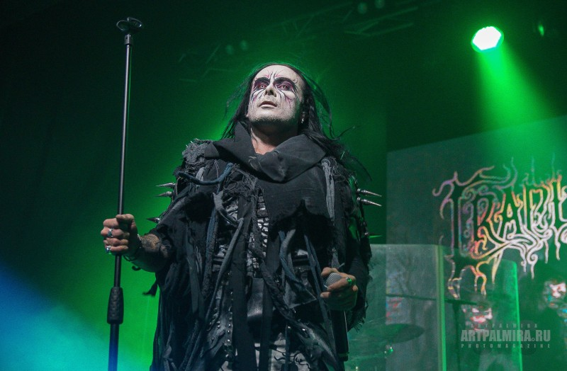 Cradle Of Filth by ArtPalmira