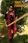 Headmistress Fiora Cosplay Photoshopped by MorganaCosplay