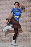 Chun Li Cosplay. Street Fighter. by MorganaCosplay