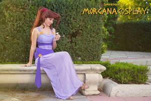 Meg, Hercules (Disney) by MorganaCosplay