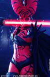 Darth Talon Cosplay by MorganaCosplay