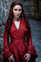 Melisandre Cosplay, Game of Thrones by MorganaCosplay