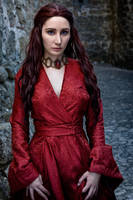 Melisandre Cosplay, Game of Thrones by MorganaCosplay