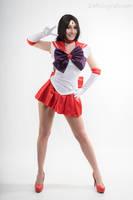 GeekAndSexy - Sailor Mars by MorganaCosplay