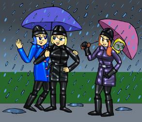 Make It Rain by NinjaNick101
