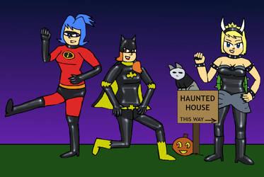 Halloween 2018 by NinjaNick101