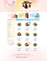 Macis flower shop by brainchilds