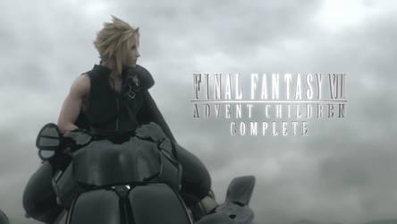 Final Fantasy Advent Children by IElGringoI