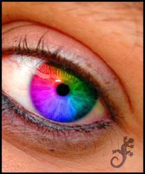 Eye by IElGringoI