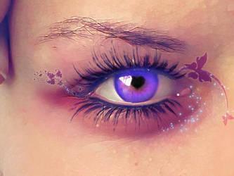 Glossy Eye by IElGringoI
