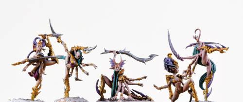 Raging Heros - Death Dancers by sejason