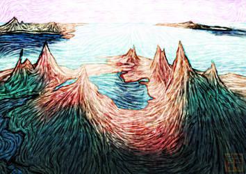 Windswept Isles by Necro-Romancer