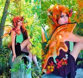 Glancing November By Heatheraftercosplay-cosplay by retroreloads