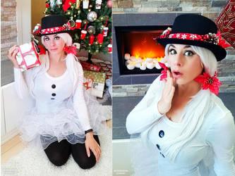Fireplace   Frostie       By Heatheraftercosplay by retroreloads