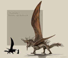 personal work - lesser spikehead by FabrizioDeRossi