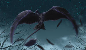 [YCH] - The Night by TaimaTala