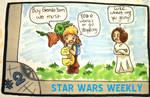 STAR WARS WEEKLY #2 by evangeline40003