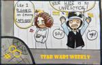 STAR WARS WEEKLY #8 by evangeline40003