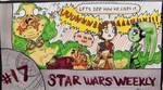 STAR WARS WEEKLY #17 by evangeline40003