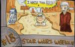 STAR WARS WEEKLY #18 by evangeline40003