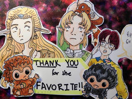 Thank you for the favorite! by evangeline40003