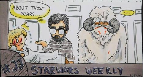 STAR WARS WEEKLY #22 by evangeline40003