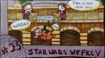 STAR WARS WEEKLY #23 by evangeline40003