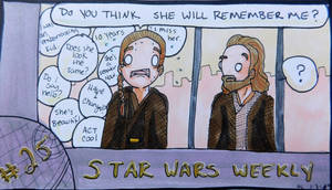 STAR WARS WEEKLY #25 by evangeline40003