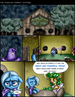 Forgotten Element Prologue - Pag 1 by DDT87