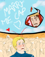 Stony - Marry me Cap by Vivalski