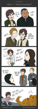 Funnibal - Will + Relationships by Vivalski