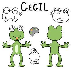 Cecil by Voidfur