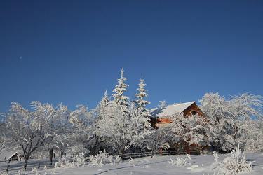 Lika: snow by Ilharess
