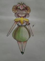 character #3 by EGdragonfish01