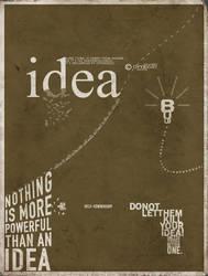 The Idea by debruehe
